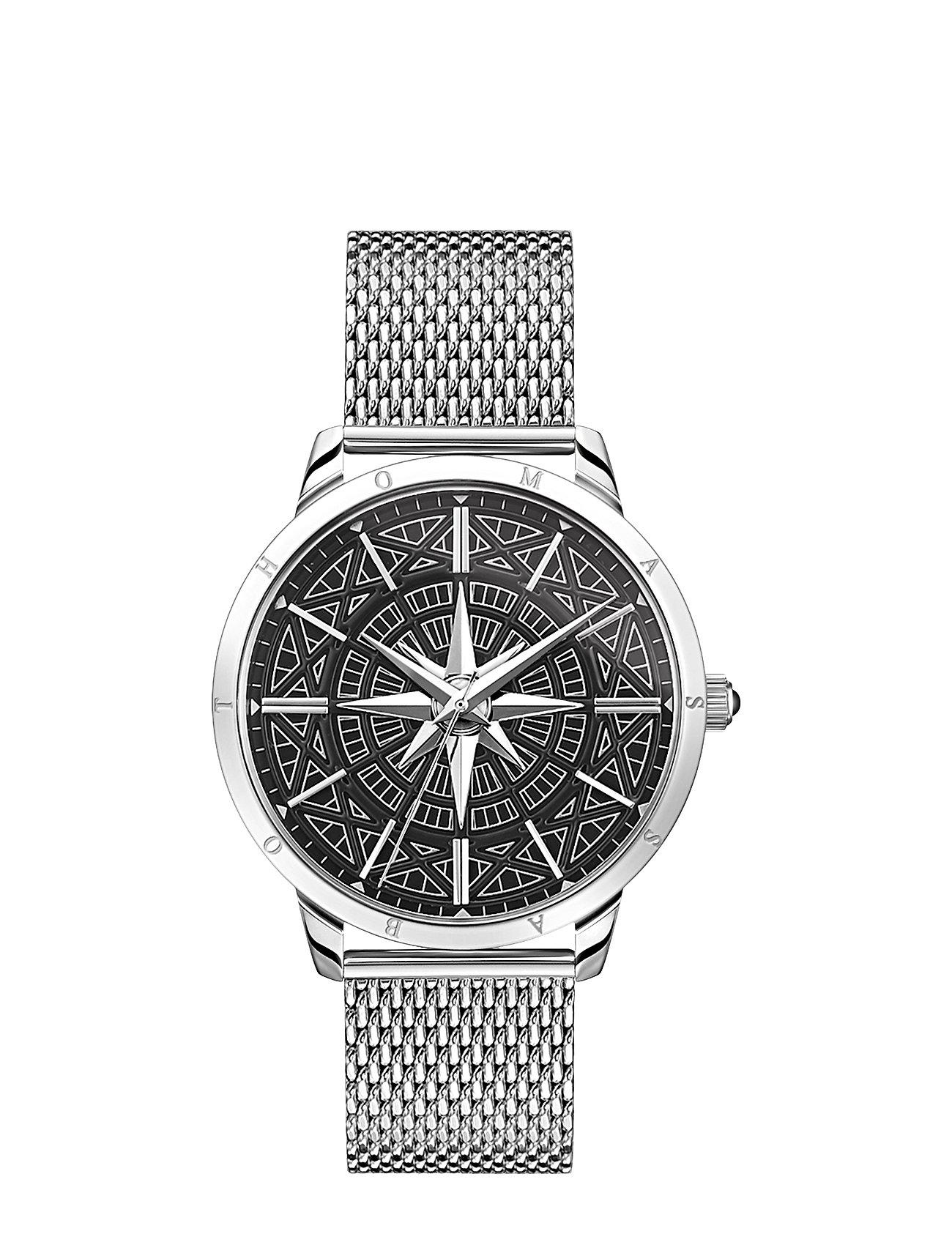 Thomas Sabo Watch Rebel Spirit Compass Klokke Sølv Thomas Sabo