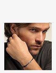 "Thomas Sabo - bracelet ""Little Secret feather"" - korut - black - 1"