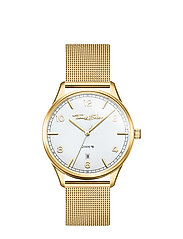 Women's Watch Code TS small gelbgold - YELLOW GOLD-COLOURED