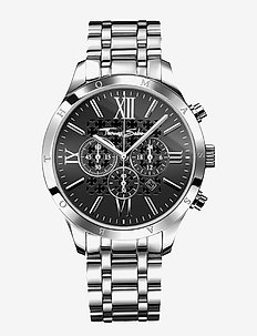 "Men's Watch ""REBEL URBAN"" - SILVER"