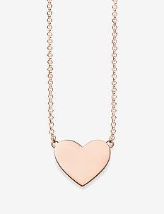 """Necklace """"heart"""" - PLAIN"""