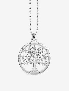 """necklace """"Tree of Love"""" - halskæder med vedhæng - silver"""