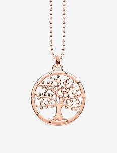 "necklace ""Tree of Love"" - GOLD"