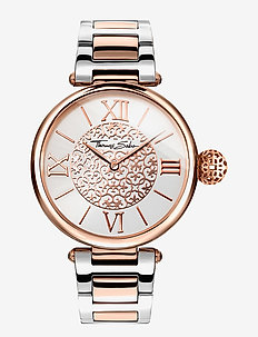 "Women's Watch ""KARMA"" - klockor - dial silver-coloured"