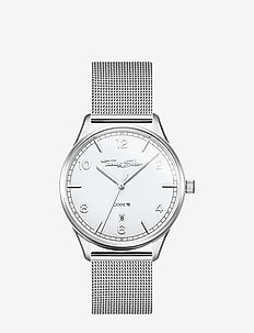 Women's Watch Code TS small silver - klockor - silver-coloured