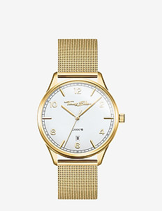 Women's Watch Code TS small gelbgold - klockor - yellow gold-coloured