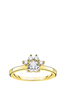 Ring Paw Cat gold - ringe - yellow gold-coloured
