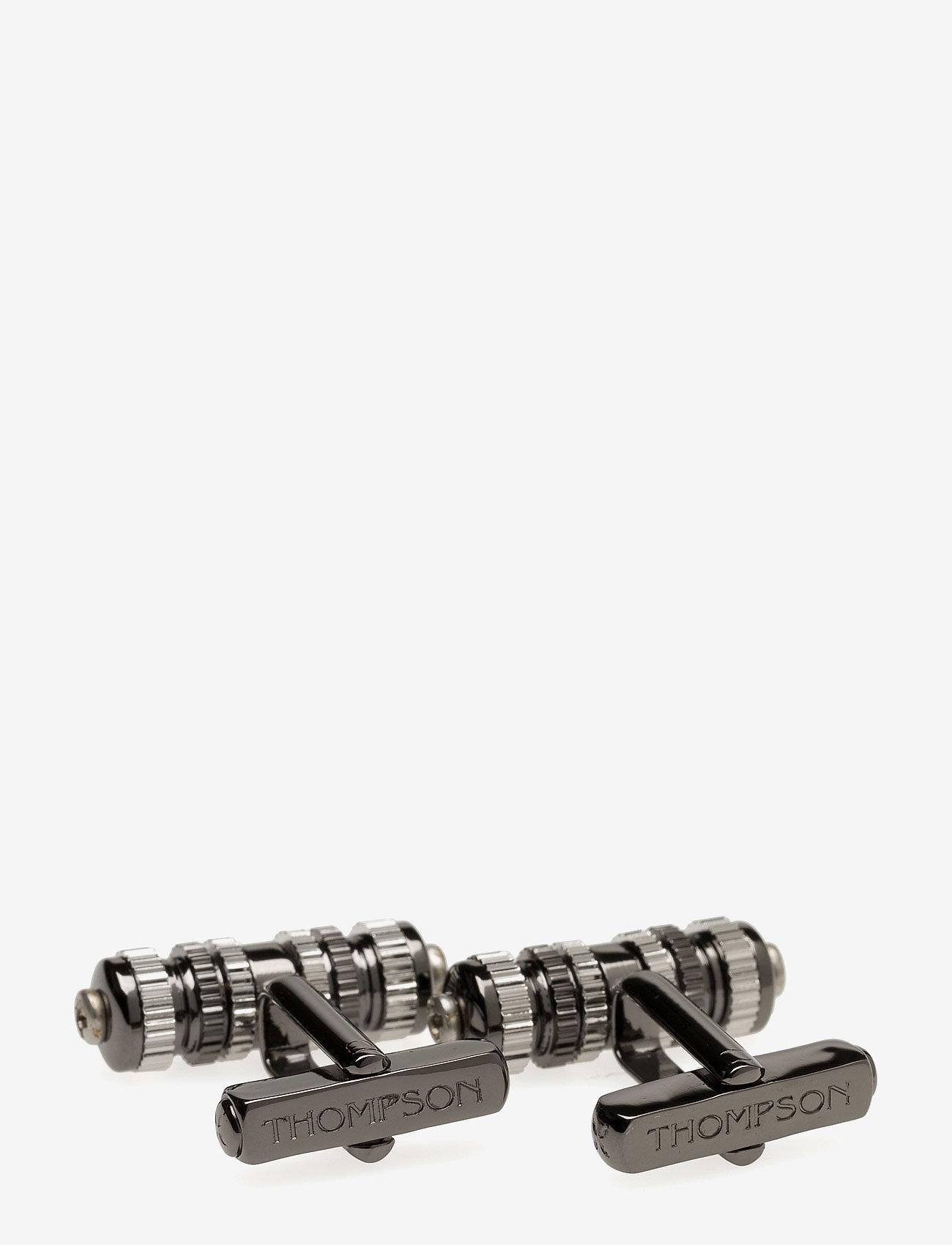 Thompson  Thompson Cylinder Turbine Cufflinks - Krawatten & Accessoires