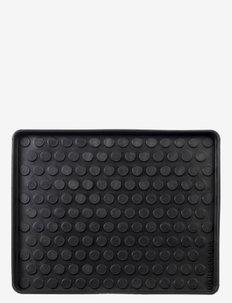 Shoe and boot tray rubber, M:48x38x3 cm - skobakker - dot design
