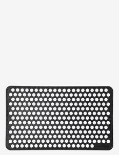 Doormat rubber, 75x45 cm - huonekalut eteiseen - dot design