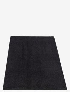 Floormat polyamide, 120x67 cm, unicolor - huonekalut eteiseen - black