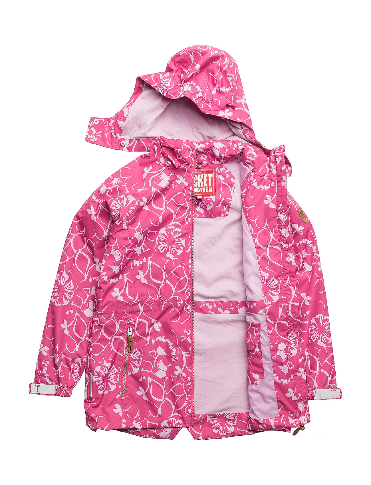 Jacket Kelly With Detachable Hood Allover