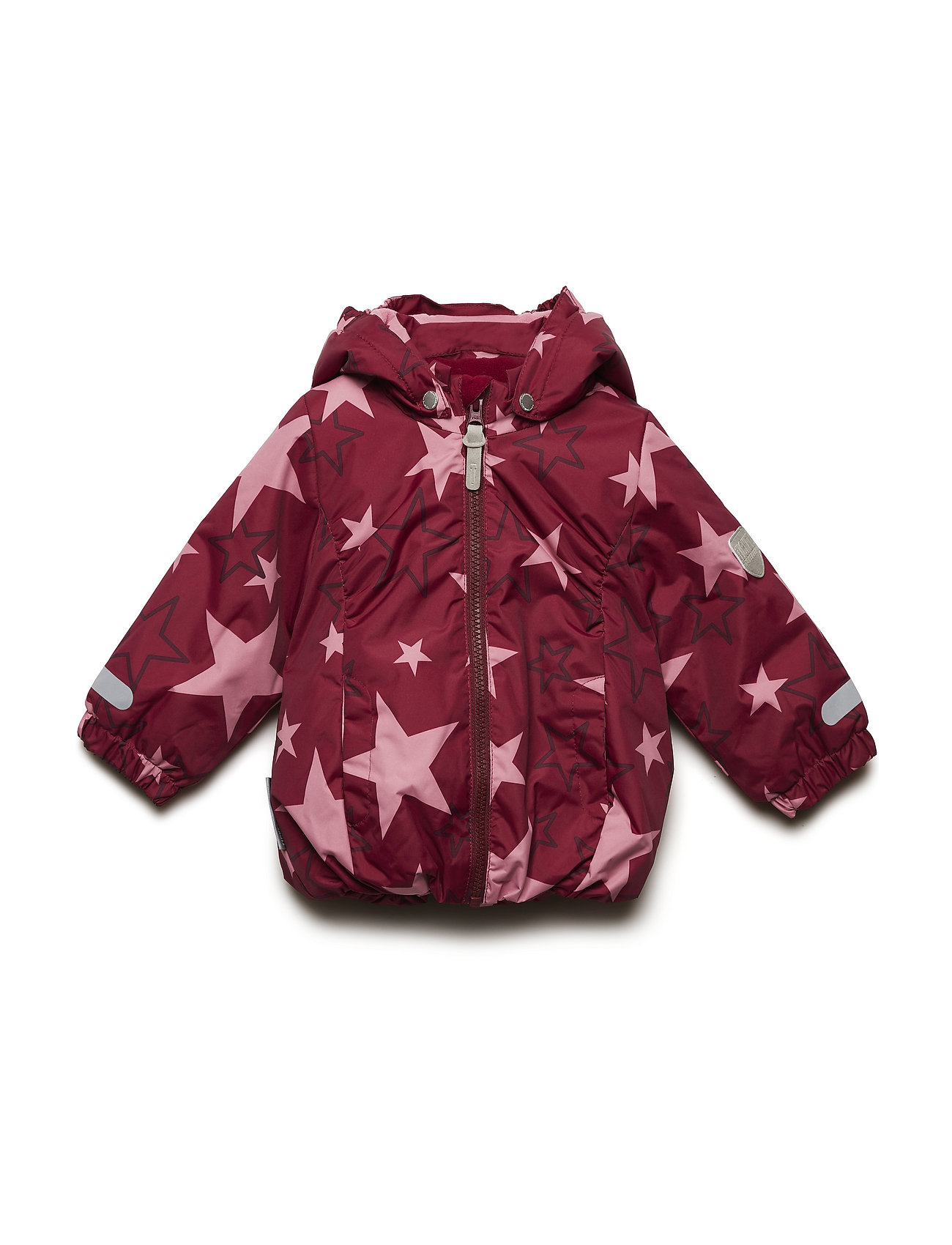 Ticket to Heaven Jacket Althea with detachable hood allover - WILD ROSE