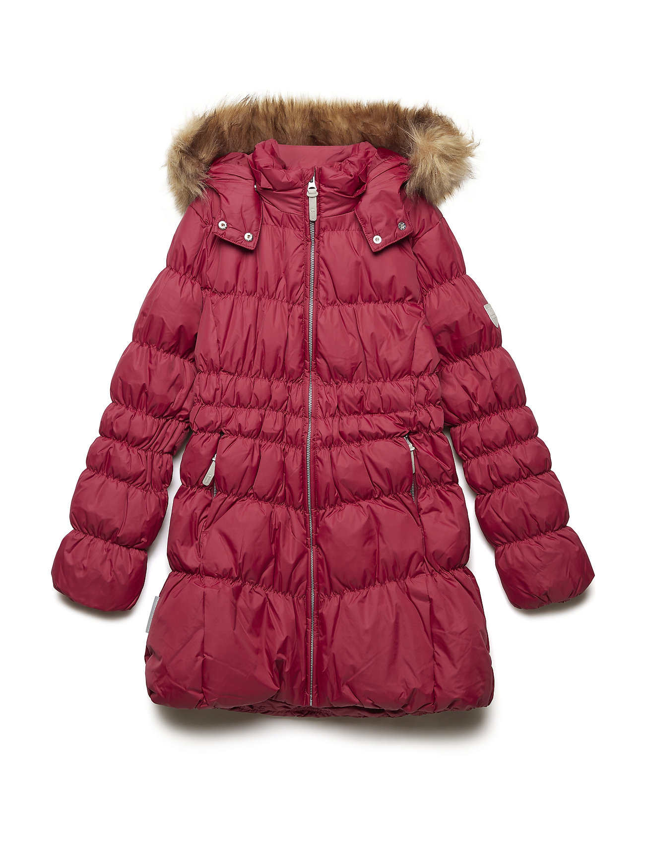 Ticket to Heaven Jacket down Marilyn with detachable hood - RUMBA RED