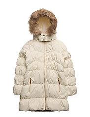 Martha jacket with detachable hood - WINTER WHITE