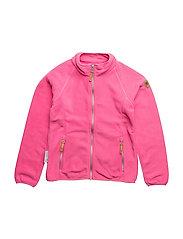 jacket Fleece Mallory 1/1 sleeves - MAGENTA