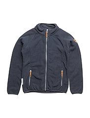jacket Fleece Mallory 1/1 sleeves - TOTAL ECLIPSE