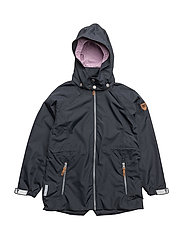 Jacket Kelly with detachable hood - TOTAL ECLIPSE