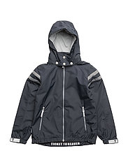 Jacket Noland with detachable hood - TOTAL ECLIPSE