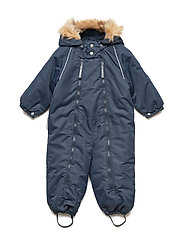 Snowsuit Baggie with detachable hood - TOTAL ECLIPSE