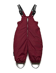 Bib pants Alpha - RUMBA RED