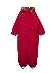 Snowsuit Othello with detachable hood - BARBERRY
