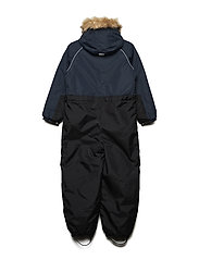 Snow suit Noa with detachable hood - TOTAL ECLIPSE