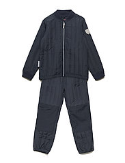 Thermo set 2pcs shirt 1/1 sleeves + trousers - TOTAL ECLIPSE