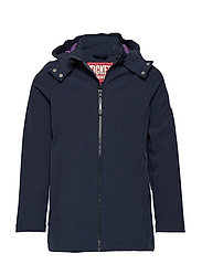 TICKET TO HEAVEN Softshell - TOTAL ECLIPSE|BLUE