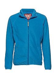 TICKET TO HEAVEN Soft Fleece - BLUE ASTER|BLUE