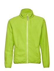 TICKET TO HEAVEN Soft Fleece - LIME GREEN|GREEN