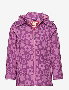 TICKET TO HEAVEN Softshell - BRIGHT VIOLET|PURPLE
