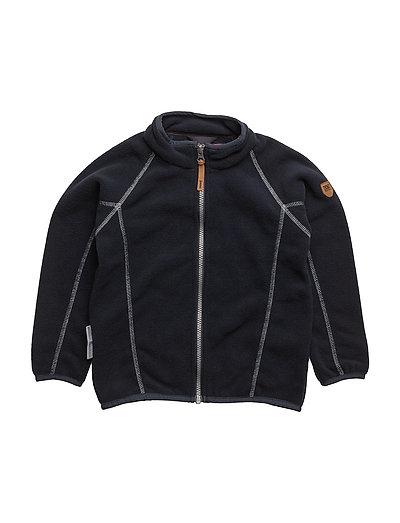 Matie fleece jacket 1/1 sleeves - TOTAL ECLIPSE