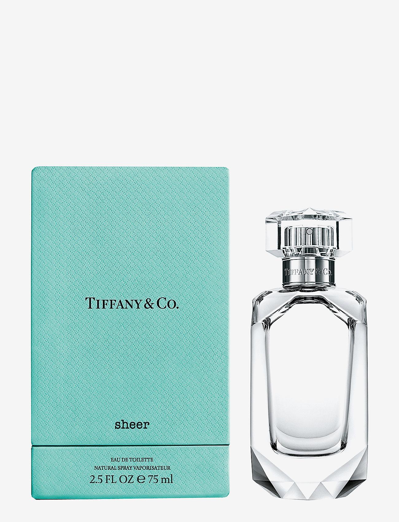 Tiffany - TIFFANY & CO SHEER EAU DE TOILETTE - hajuvesi - no color - 1