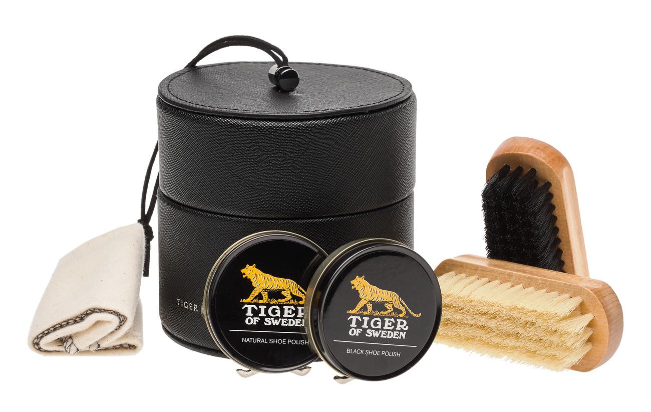 Tiger of Sweden SHOE SHINE - BLACK