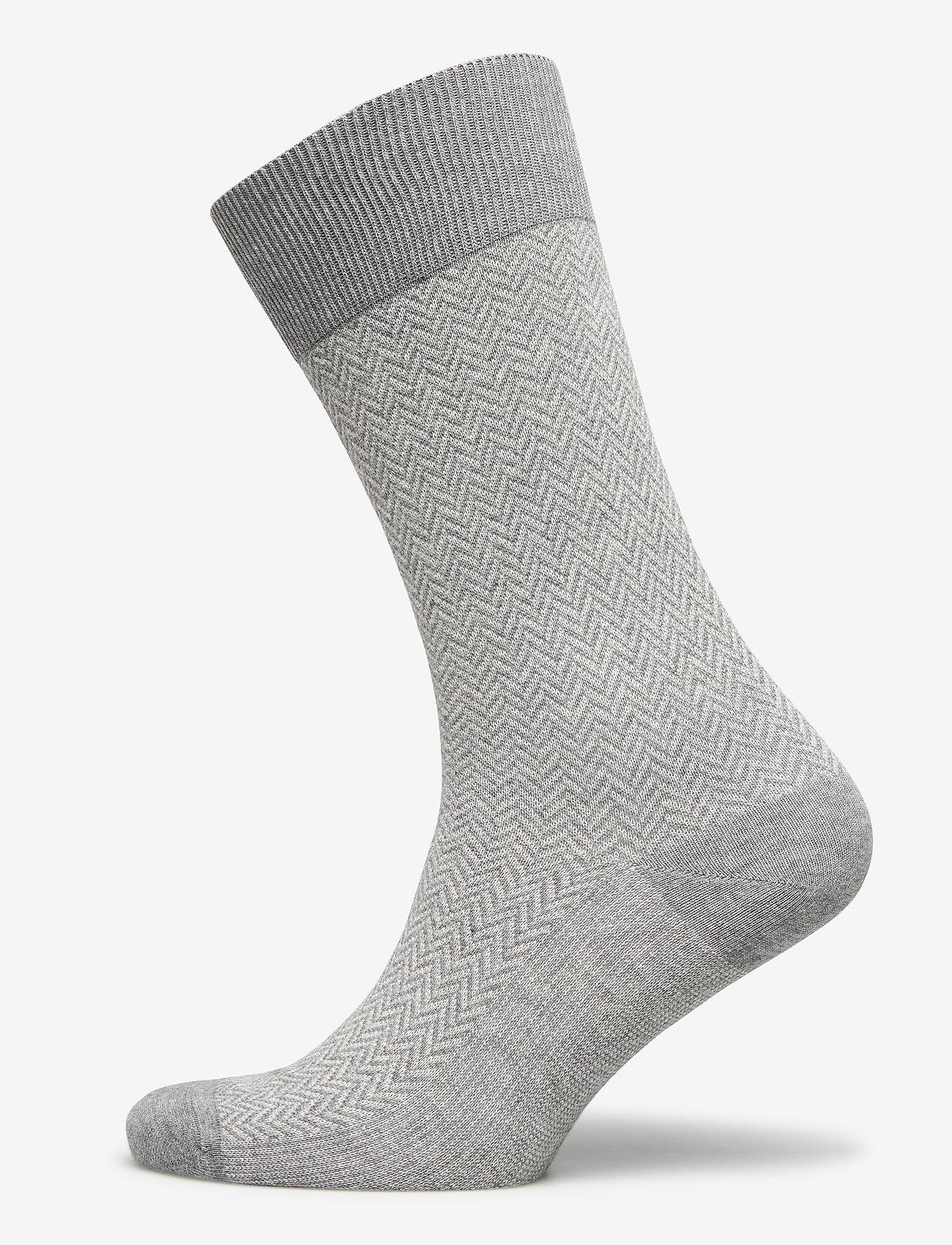 Tiger of Sweden - AVELL - vanlige sokker - grey melange - 0