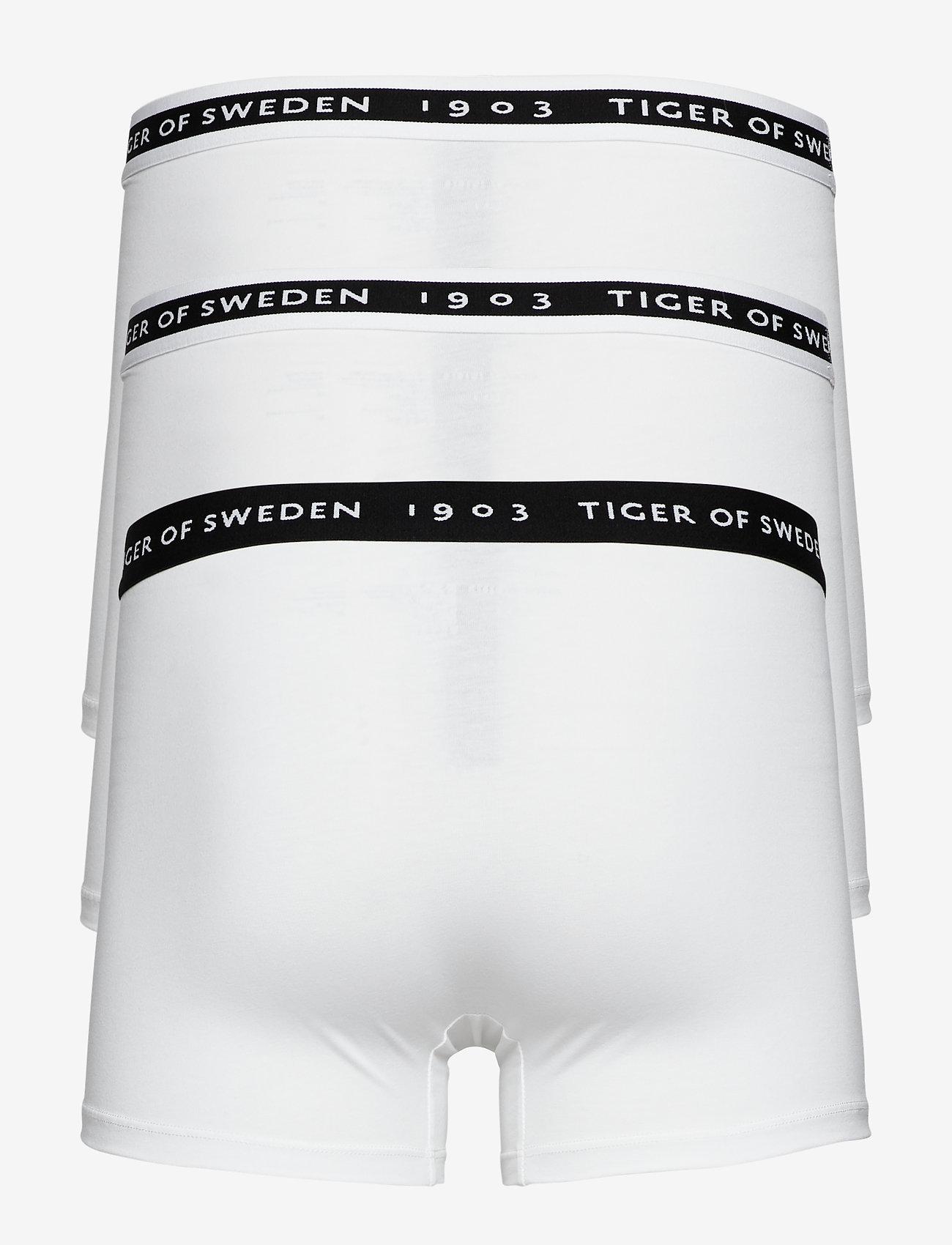 Tiger of Sweden - KNUTS - undertøy - pure white