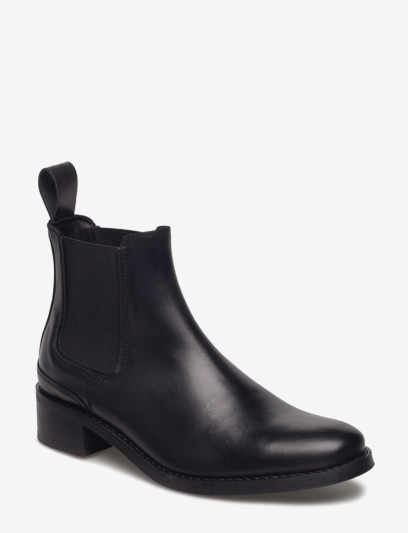 Tiger of Sweden - EDMONTON - chelsea boots - black