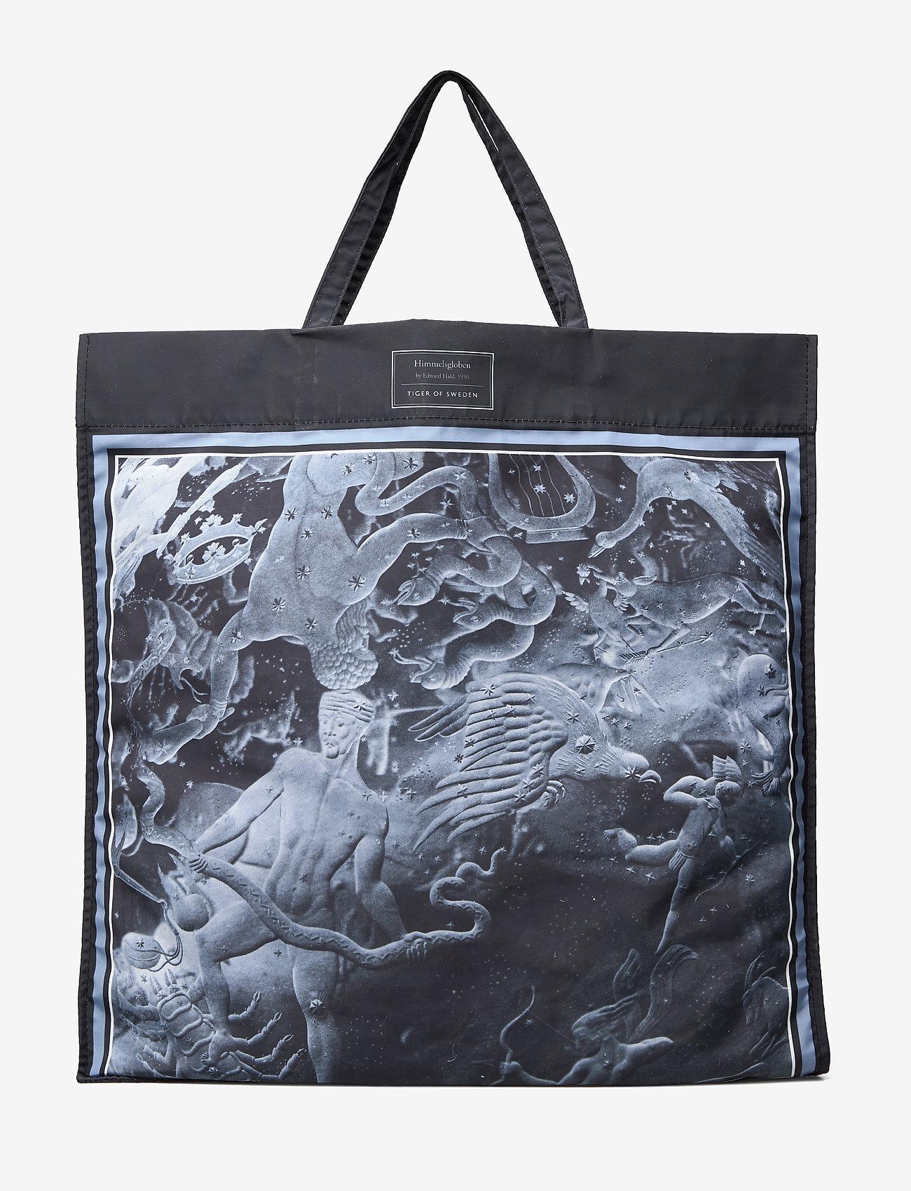 Tiger of Sweden - ALVARA - tote bags - light ink - 0