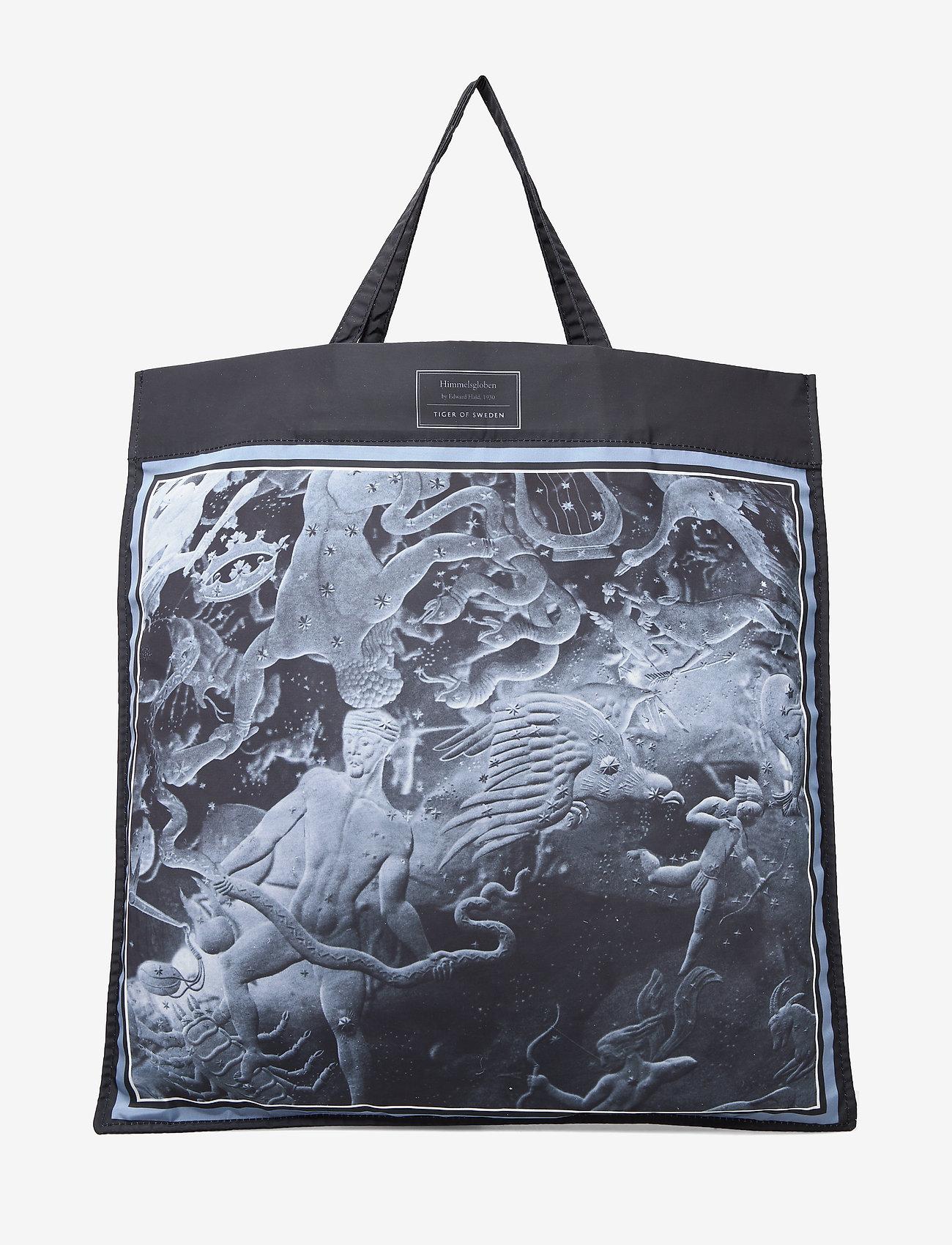Tiger of Sweden - ALVARA - tote bags - light ink - 1