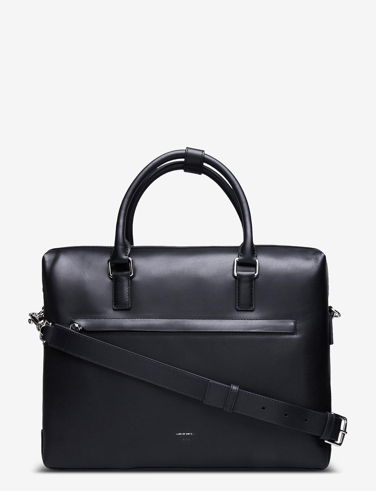 Tiger of Sweden - BERNS - briefcases - black - 0