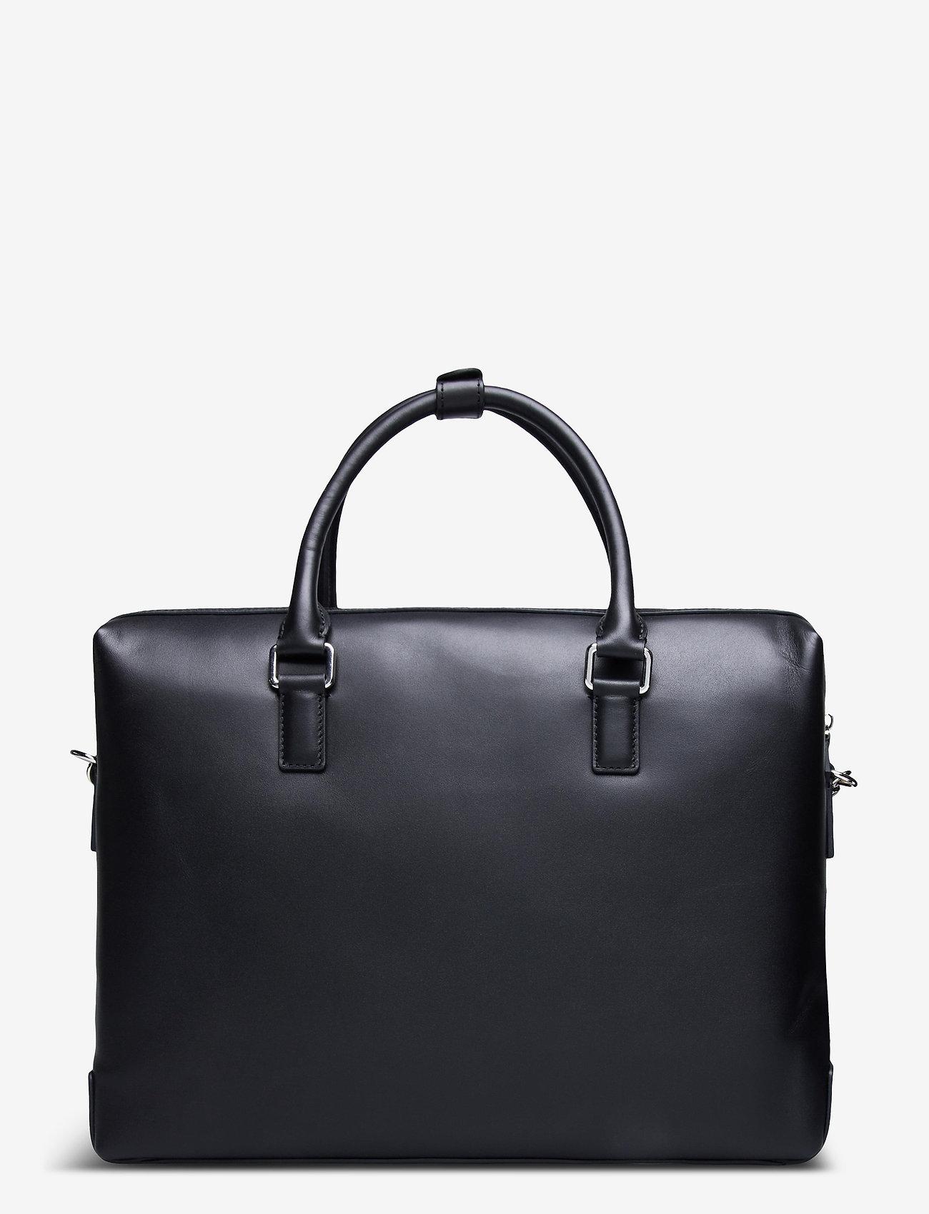 Tiger of Sweden - BERNS - briefcases - black - 1