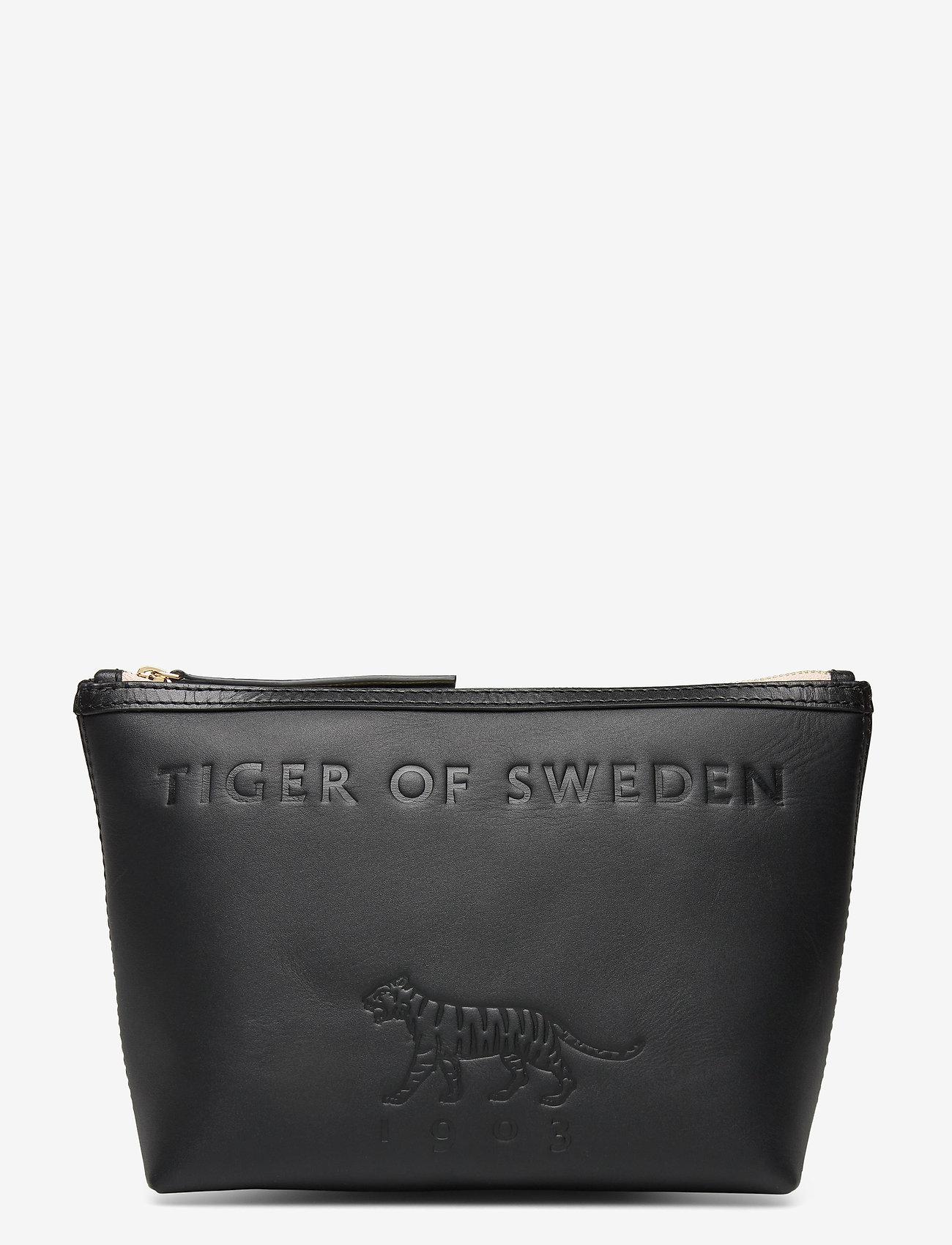 Tiger of Sweden - DORSO - torby kosmetyczne - black - 0