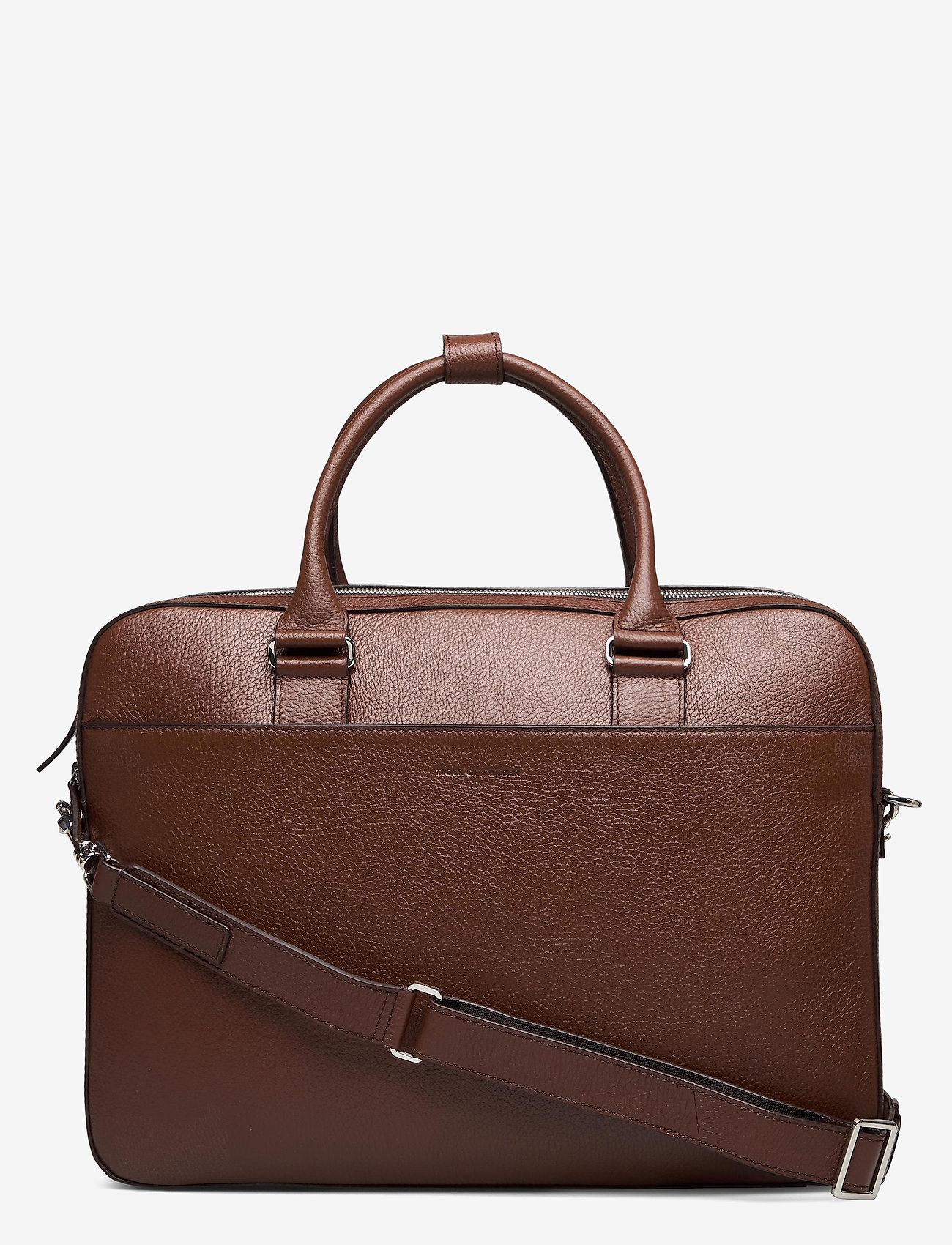 Tiger of Sweden - BURIN - briefcases - cognac - 0