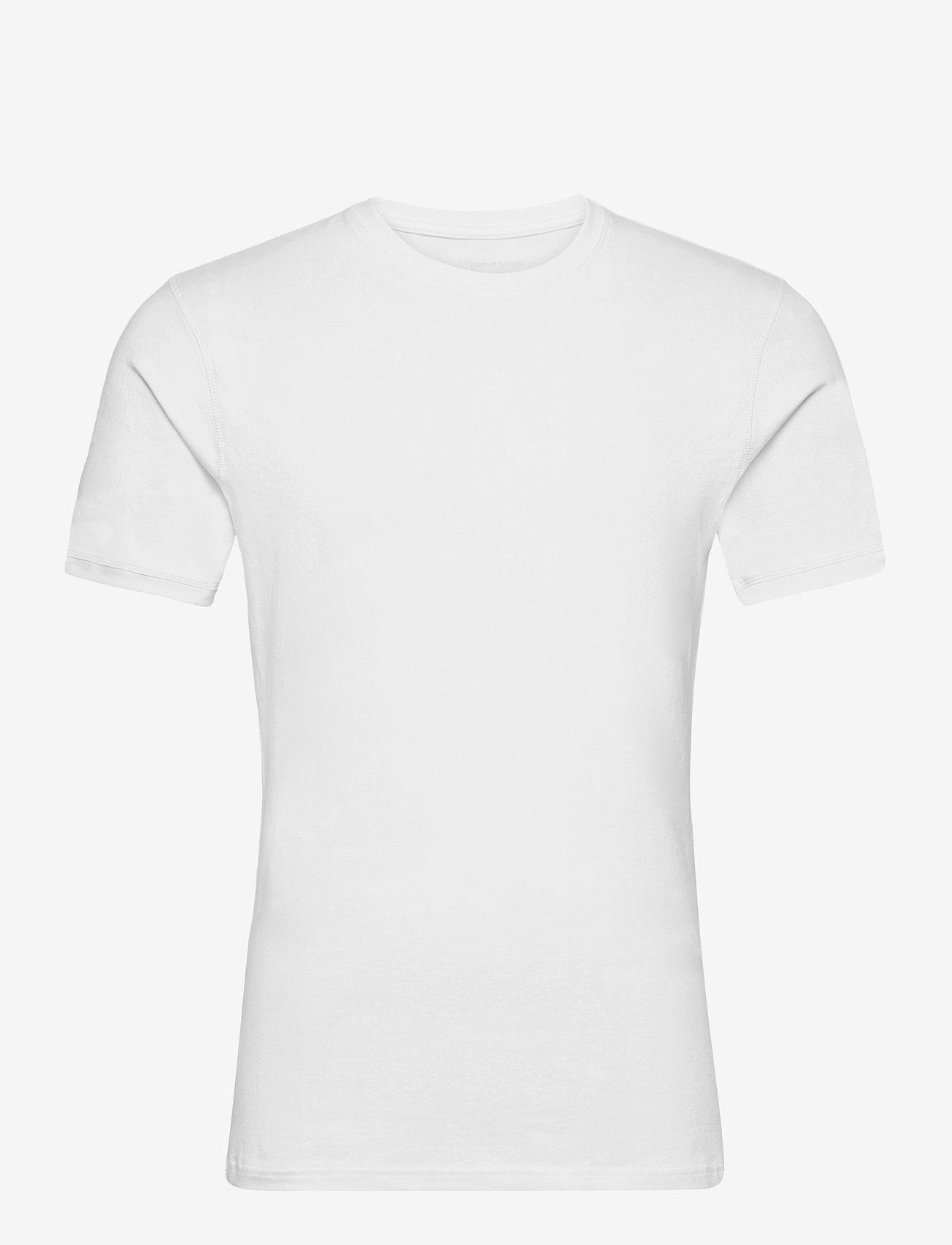 Tiger of Sweden - HEIMDALL - kortermede t-skjorter - pure white - 0