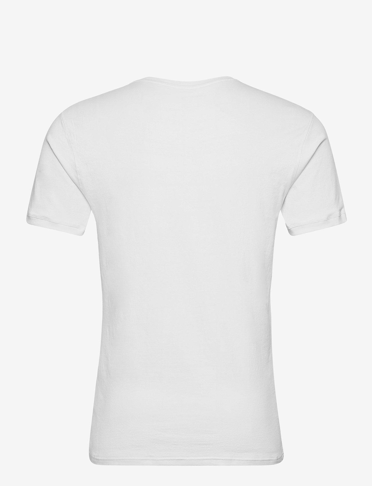 Tiger of Sweden - HEIMDALL - kortermede t-skjorter - pure white - 1