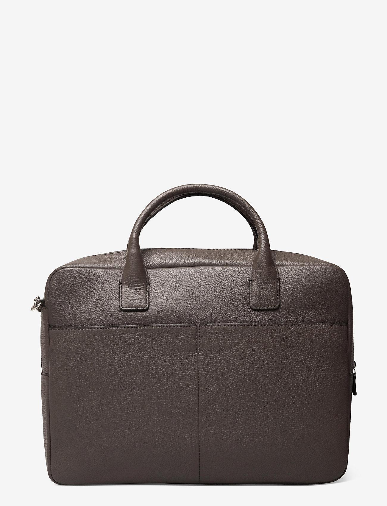 Tiger of Sweden - BECKHOLMEN - laptop bags - grey stone - 1