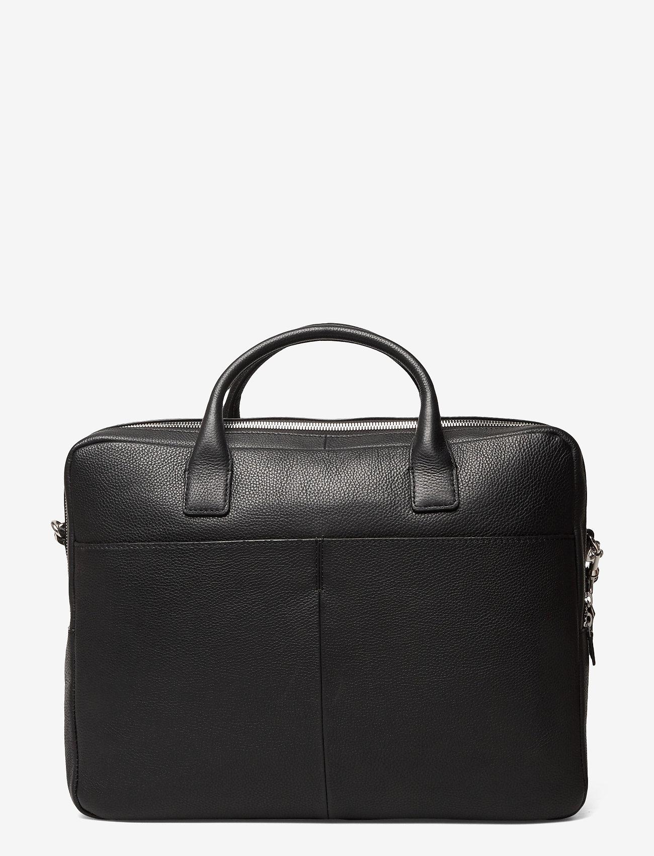Tiger of Sweden - BERIDARE - briefcases - black - 1