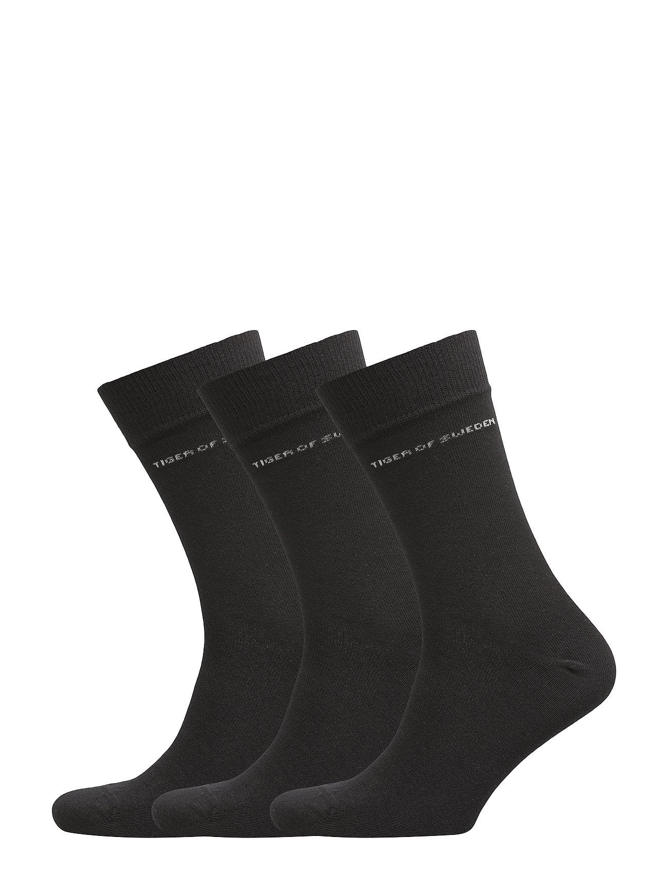 Image of Abramio Underwear Socks Regular Socks Sort Tiger Of Sweden (3442838039)
