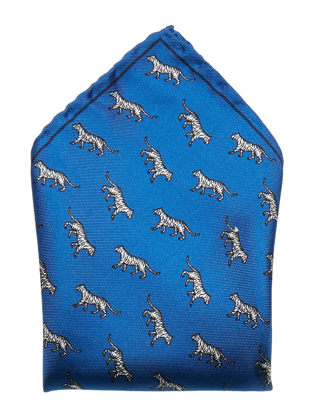 Plex Brystlommetørklæde Blå Tiger Of Sweden